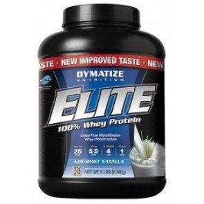 Dymatize Elite Whey - 2,3 kg.
