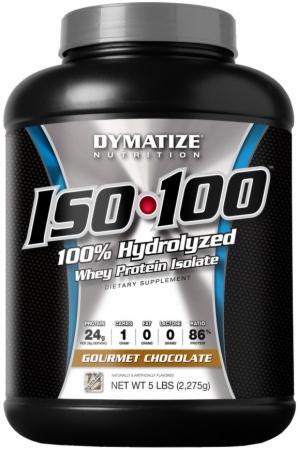 Dymatize ISO-100 - 2,3 kg.