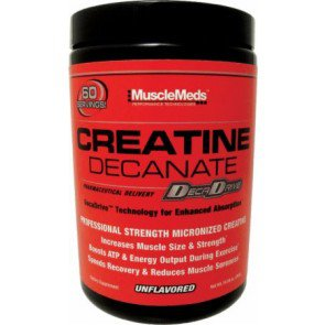 Musclemeds Creatine Decanate - 300 G