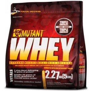 Mutant Whey - 2.3 kg.