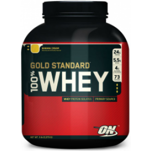 Optimum Nutrition 100% Whey Gold Standard - 2.3 kg.