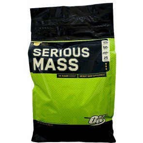 Optimum Nutrition Serious Mass - 5.4 kg.
