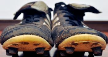 Pleje af fodboldstøvler