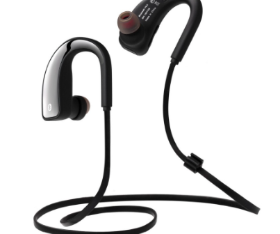 høretelefoner til træning