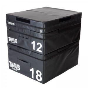 Taurus soft plyo boxes 3 stk