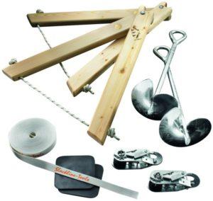 Slackline-Tools Frameline